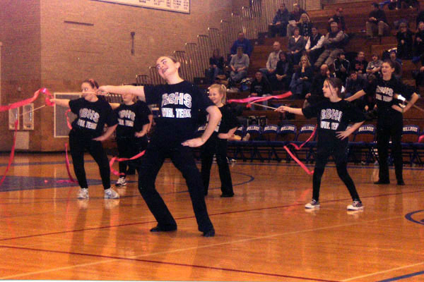 Scenes from the Twirl Clinic