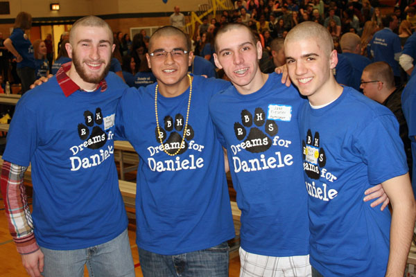 Dreams for Daniele Assembly!