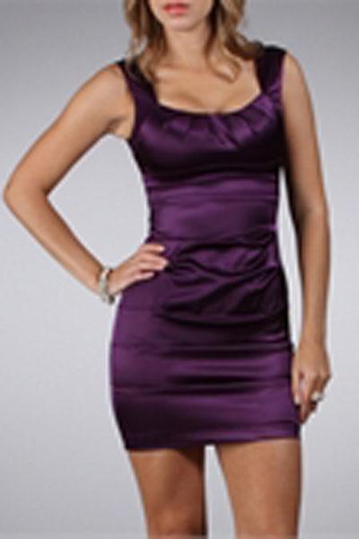 Evening in Purple