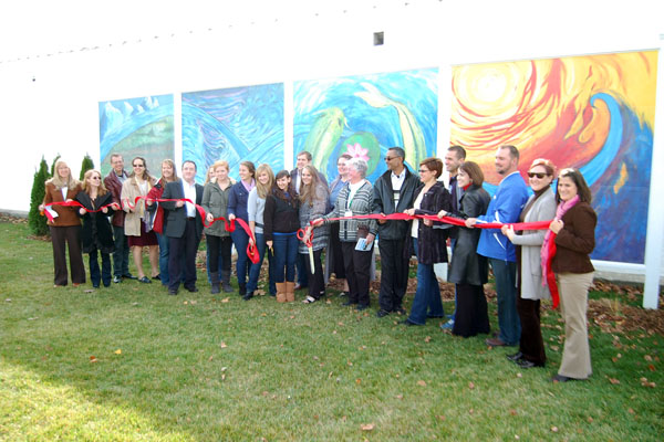 Progress Park Mural Dedication