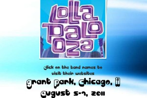 Clarion Guide: Lollapalooza