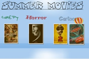 Clarion Guide: Summer Blockbusters