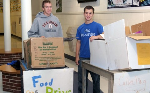 Last year's Bulldogs are Food Heroes