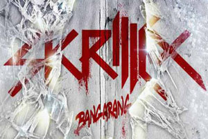 Skrillex's new album goes of with a Bangarang