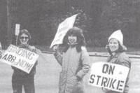Clarion was there in 1981 when the RB teachers last went on strike.  That strike lasted 10 days.