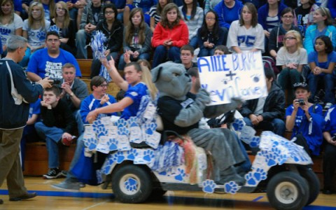 Homecoming Media Extravaganza:  All the slideshows