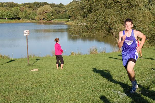 In the second year of Pay to Participate fees, both boys and girls cross country teams have seen reduced roster sizes.