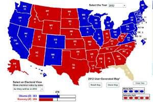 Swing state avalanche means four more years for Obama
