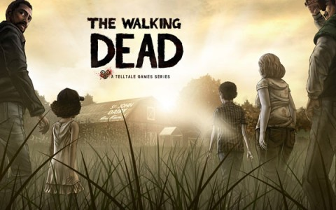 Zombies may shamble, but the Walking Dead game sprints ahead