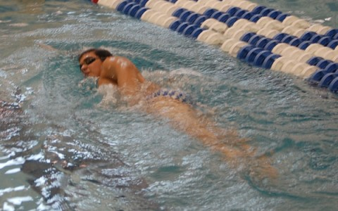 Win at Lincoln Way Central Relay keys strong start for boys' swimming