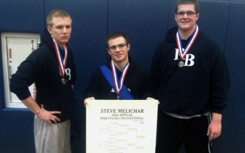 Bulldogs, not underdogs.  Wrestlers roll to Sectionals.
