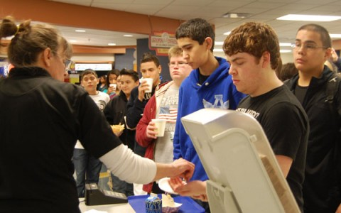For What It's Worth:  The economics of school lunch lines