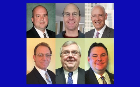 FIRST LOOK:  Meet your six board candidates