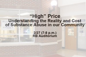 "Workshop will explore the ""high"" price of substance abuse in RB community"