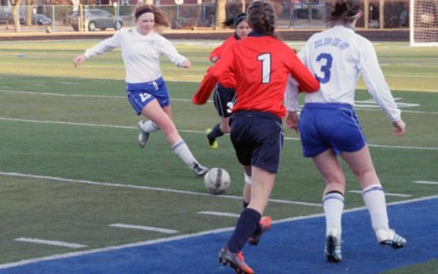 2-7 start is tough medicine for Girls' Soccer