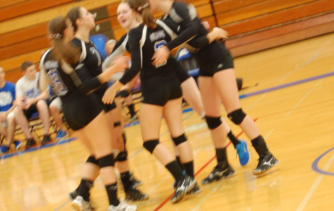 Rough start but promising season for girls volleyball