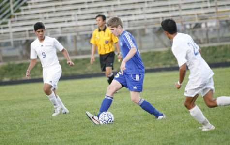 Boys' soccer gaining momentum heading into playoffs