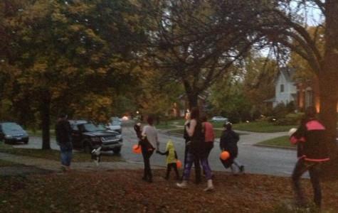 Rainy Halloween For Dummies!