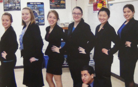 COLUMN:  Life on Speech Team