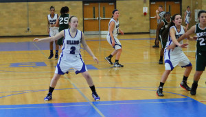 Girls' basketball stopped cold by Kenwood