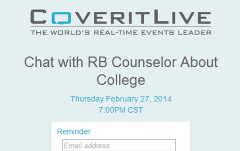 ClarionLIVE:  Join us for a chat with College Counselor Jim Franko
