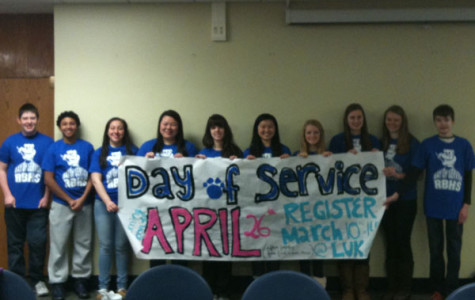 Day of Service almost here