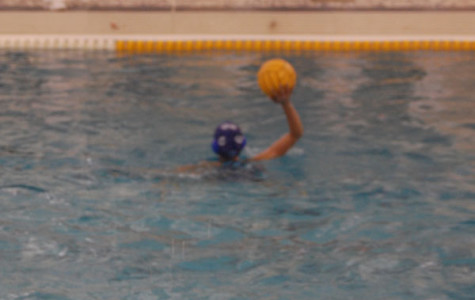 Girls' water polo on a roll