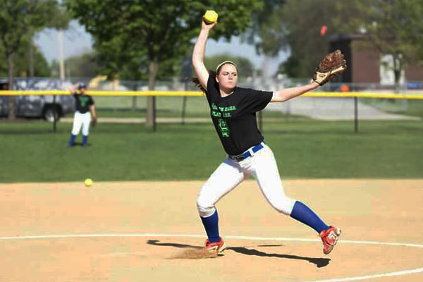 Junior Katie O'Connell looks to help the Bulldogs get back to their winning days.