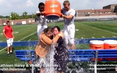Ice Bucket Challenge splashes into RB