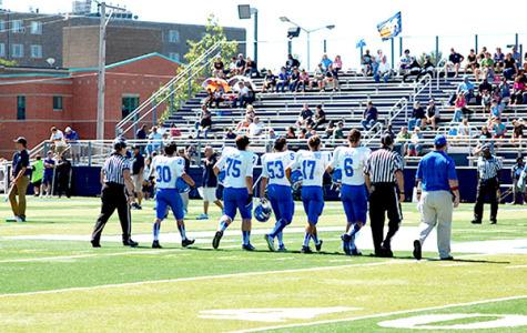 SLIDESHOW:  RB vs. Naz (Football)