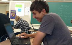 Chromebook pilot classes are the start of something new