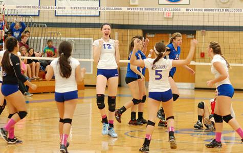 SLIDESHOW:  Girls' volleyball