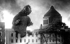 Godzilla's domination of the screen