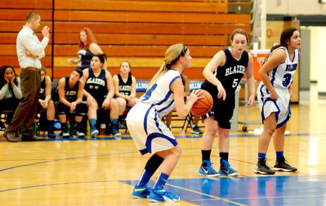 Girls' hoops starts with a win