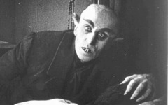 Nosferatu, not just for Halloween any more