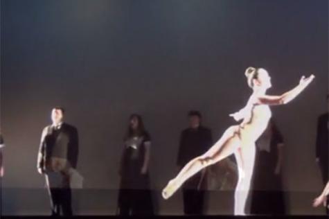 VIDEO:  Winter Dance Concert highlights
