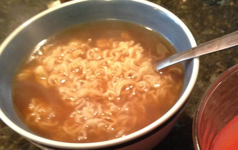 I literally ate a bunch of ramen noodles to tell you what the best flavor is