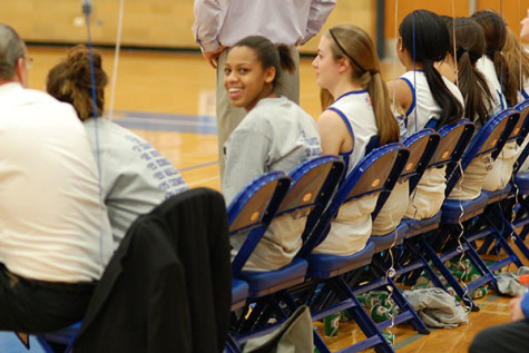 Despite early playoff exit, girls' basketball future looks bright