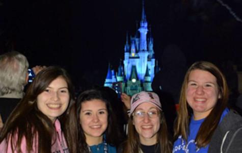 Choir takes on Disney