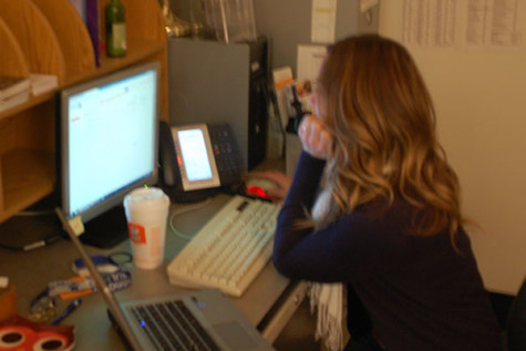 Full-time substance abuse counselor helps students one-on-one