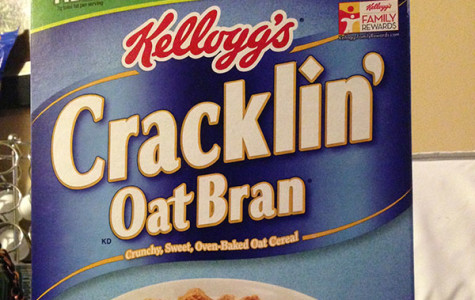 My brain is cracklin' for oats