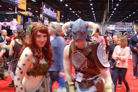 C2E2 brings comics, entertainment to Chicago
