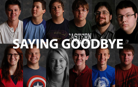 Seniors (and a sponsor) say goodbye