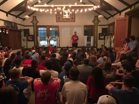 Young Life offers a new experience