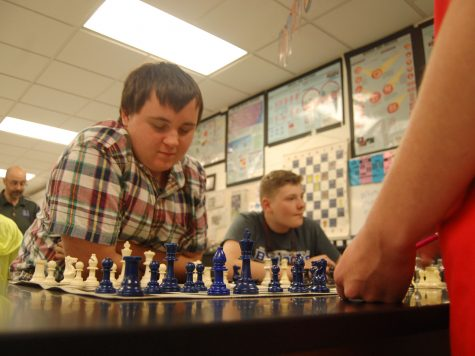 Check out the chess club!