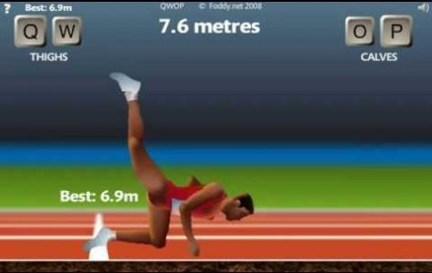 Clarion defeats QWOP… kind of