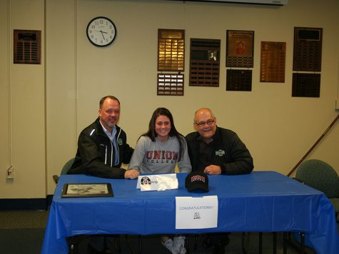 Melone commits to Union College