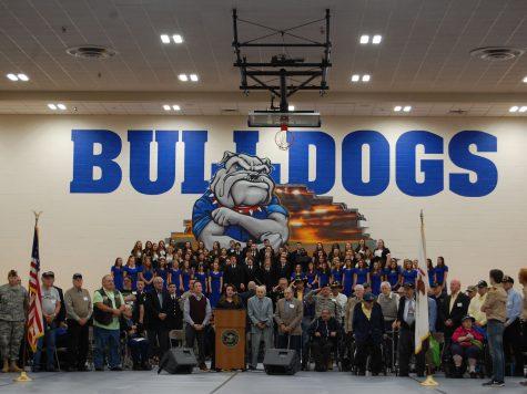 RB honors veterans
