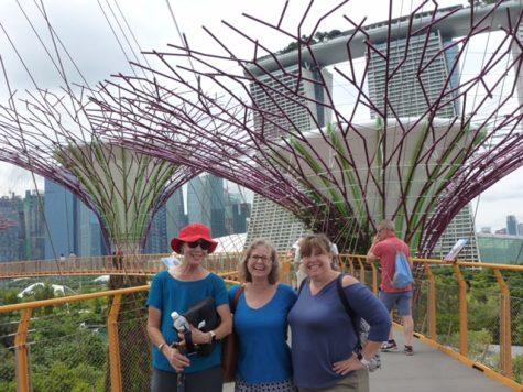To Singapore and back: Czajka reflects on AP trip