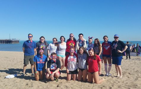 Make a splash, make a difference: RBHS Polar Plunge